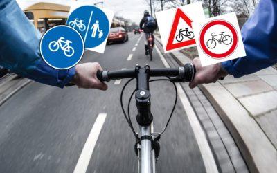"""Tévhitek a """"kerékpáros"""" KRESZ-ről!"""